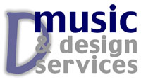 D music and design services